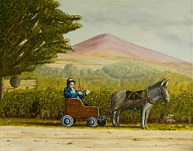 Old Tom of the Dargle, 1800s.